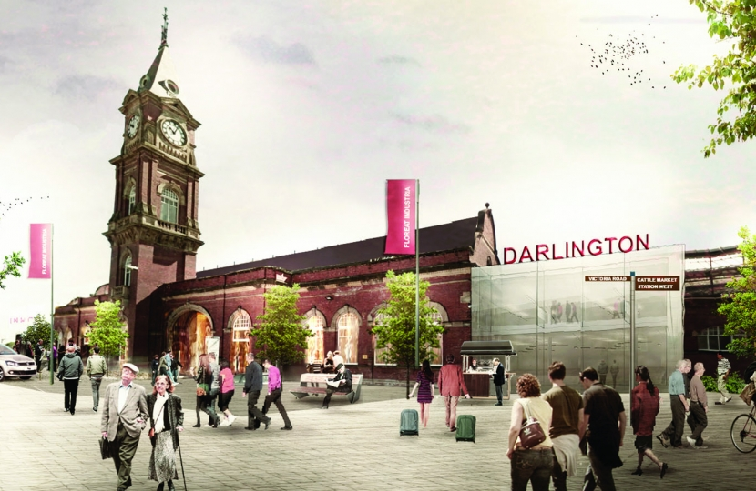 Darlington Station