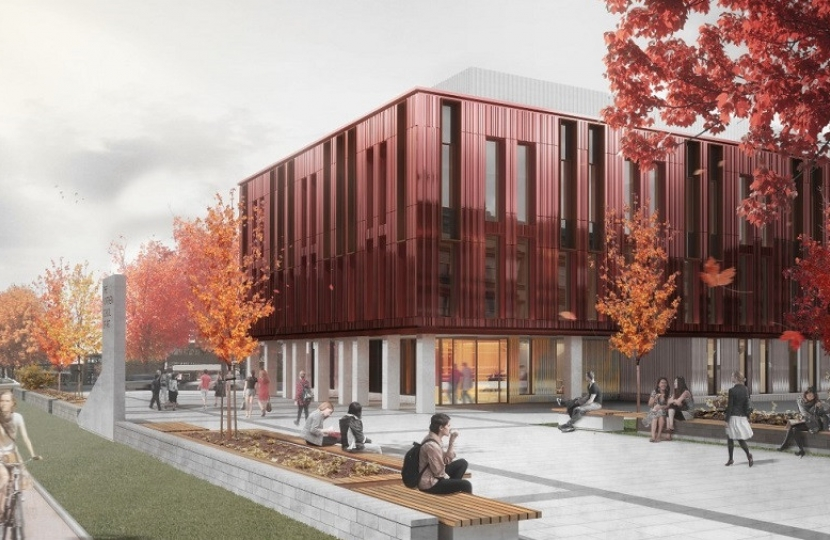 Northern School Of Art Awarded £14.5Million For Redevelopment